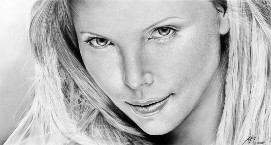 Charlize Theron by Anne1982